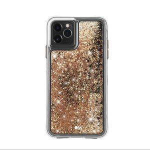 Case-Mate iPhone Waterfall Gold NEW